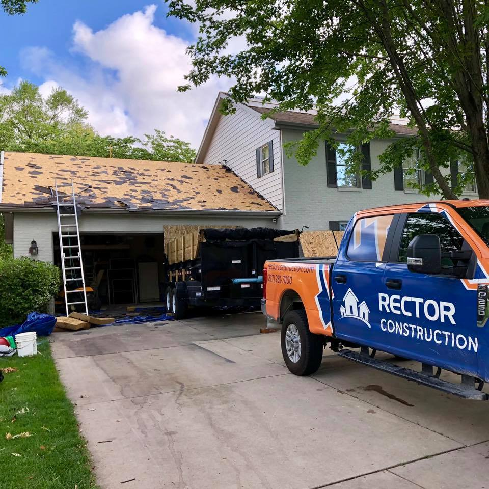 Champaign County Roofers